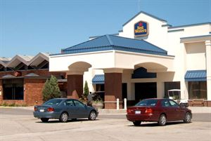 Best Western - Valley Plaza Inn