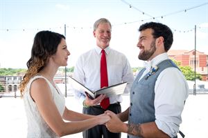 Upstate Wedding Officiant - Ken Bowers