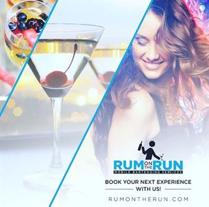 Rum On The Run Mobile Bartending Service LLC