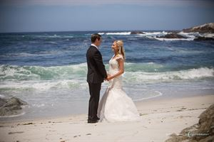 Monterey Tides by JDV