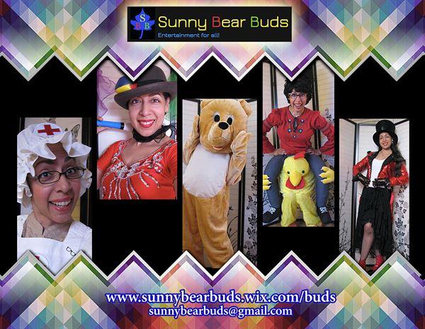 Sunny Bear Buds