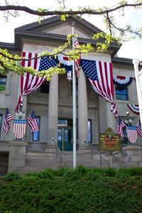 Veterans Memorial Hall and Museum