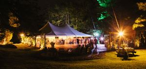 The Wedding Tent and Court