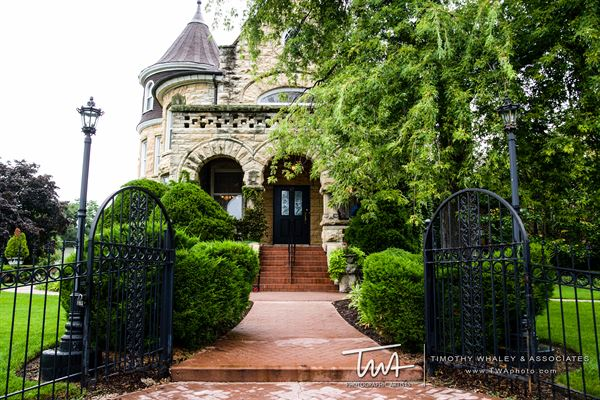 The Patrick C. Haley Mansion