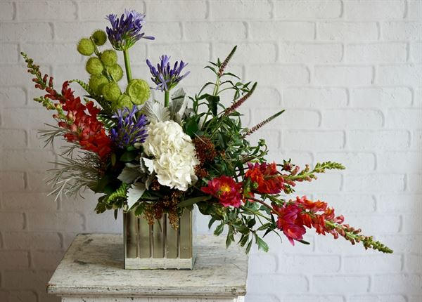 The Flower Cart of Pendleton