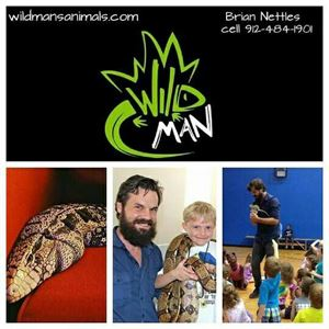 Wildman's Animals