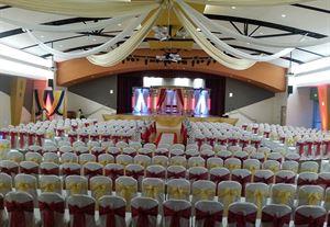 Auditorium and Banquet Facility