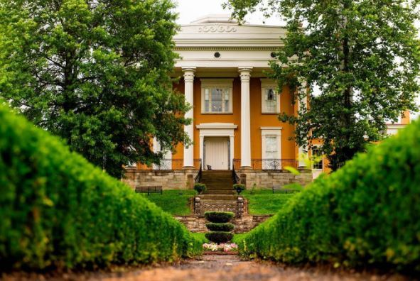 Lanier Mansion - Indiana State Museum