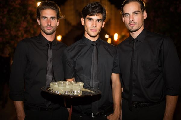 Runway Waiters