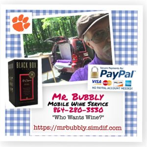 Mr. Bubbly Mobile Wine Bar