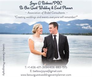 Be Our Guest Wedding & Event Planner