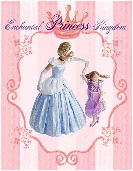 The Enchanted Princess Kingdom