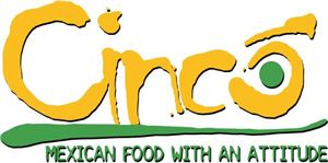 Cinco Mexican Cantina Suwanee