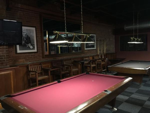 Shooter's Bar & Billiards