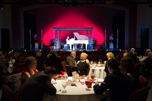 Main Hall Banquet Configuration