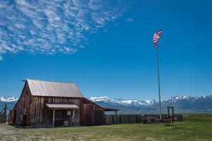 Bridgeport Ranch - Barns and Terrace