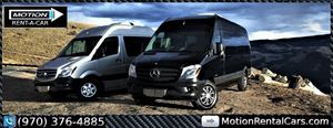 DENVER AIRPORT PASSENGER VAN RENTAL | MINIVAN RENTAL | MERCEDES VAN RENTAL DENVER AIRPORT