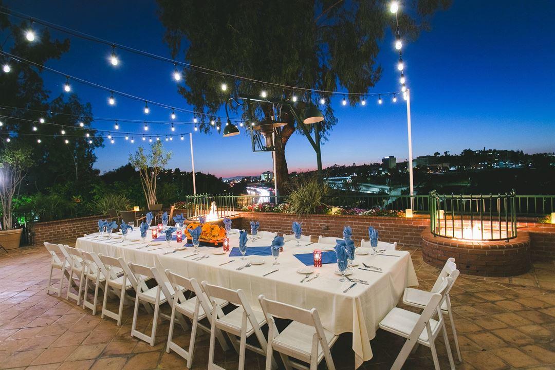 Luminarias Restaurant Monterey Park Ca Party Venue
