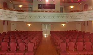 The B. Stimson Carrow Auditorium