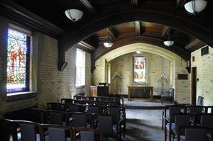 Chapel - Carl Ridd Sanctuary
