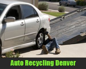 Auto Recycling Denver