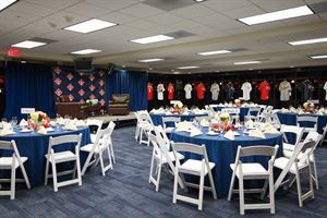 Visitors' Clubhouse