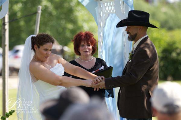 Marlene Morris Wedding Officiant