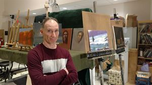David Buckbinder Art Instructor