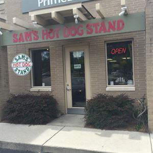 Sam's Hot Dog Stand of Wilmington 5917 Oleander near Arboretum