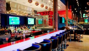 Red Card Sports Bar & Eatery