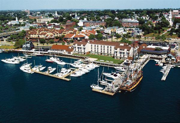 The Newport Harbor Hotel & Marina