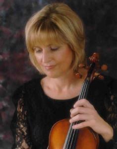 Amanda Gerttula-Violinist