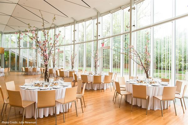 Brooklyn Botanic Garden Brooklyn Ny Wedding Venue
