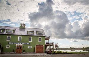 Thousand Acre Farm Waterfront Wedding Venue