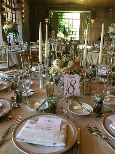 Blissful Blooms floral and event design studio
