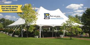 Avalon Event Rentals Vernon