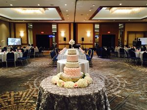 Wedding venues in tulsa ok 118 venues pricing doubletree by hilton hotel tulsa warren place junglespirit Gallery