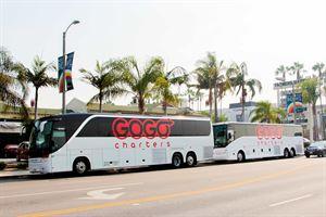 GOGO Charter Bus Atlanta