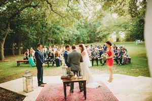 Ceremony Terrace