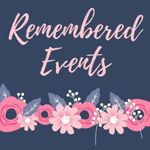 Remembered Events