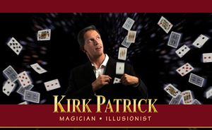 Kirk Patrick - Magician Milwaukee