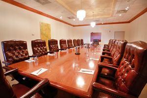 La Cote Boardroom