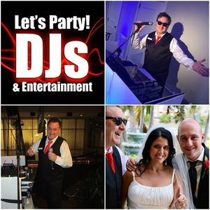 Let's Party! DJs & Entertainment Services featuring DJ Buddy