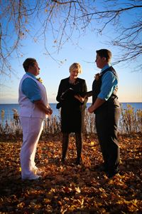 Aileen Dockerty, Wedding Officiant and Celebrant