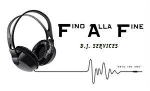 """DJ Fino Alla Fine """"Until the End"""""""