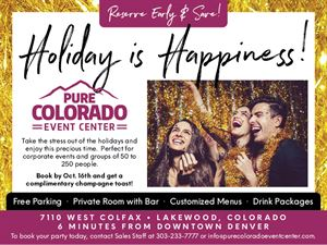 Pure Colorado Event Center
