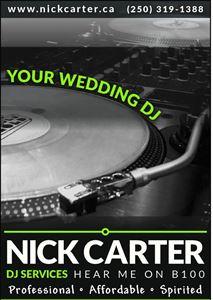 Nick Carter DJ Services