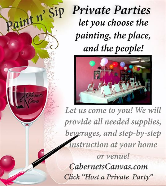 Cabernet's Canvas