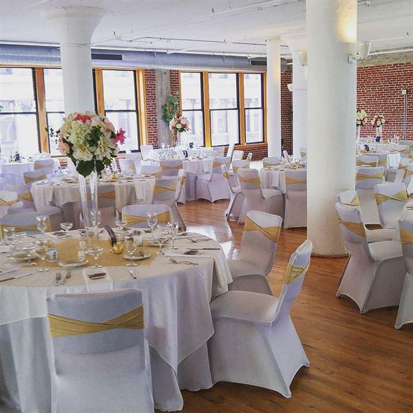 Saint Louis Mo Wedding Venue: Windows On Washington