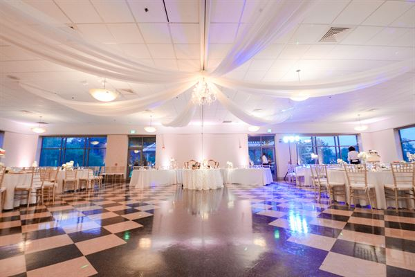 Celebrate in high style with a grand reception inside our traditional ballroom, Rose Garden Hall, with floor to ceiling windows with an unparalleled view of ...